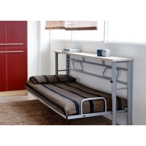 Pin cama rebatible abatible mueble minbai on pinterest - Muebles cama abatibles ...