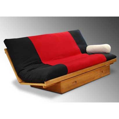 Pin madera wood on pinterest for Sofa cama de madera
