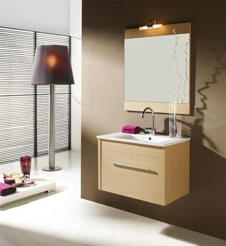 Muebles Baño Blanco Roto:Reforma baño
